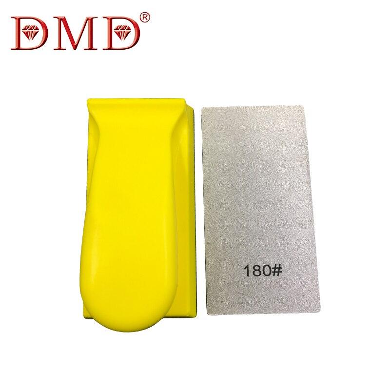 133 69mm DMD grueso galvanizado diamante pulido rectificado afilar  Abrasivos herramientas envío libre ad2dda7954a2