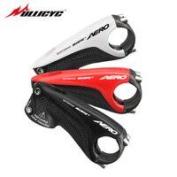 Ullicyc Carbon Stem Bicycle Road/MTB Stems Mountain Bike Stem T Design 3K Matte/Gloss 31.8*80/90/100/110mm LGC28