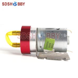 Image 3 - New Design DIY Electric Metal Gear Pump for Smoke System (Whole Metal)Features: