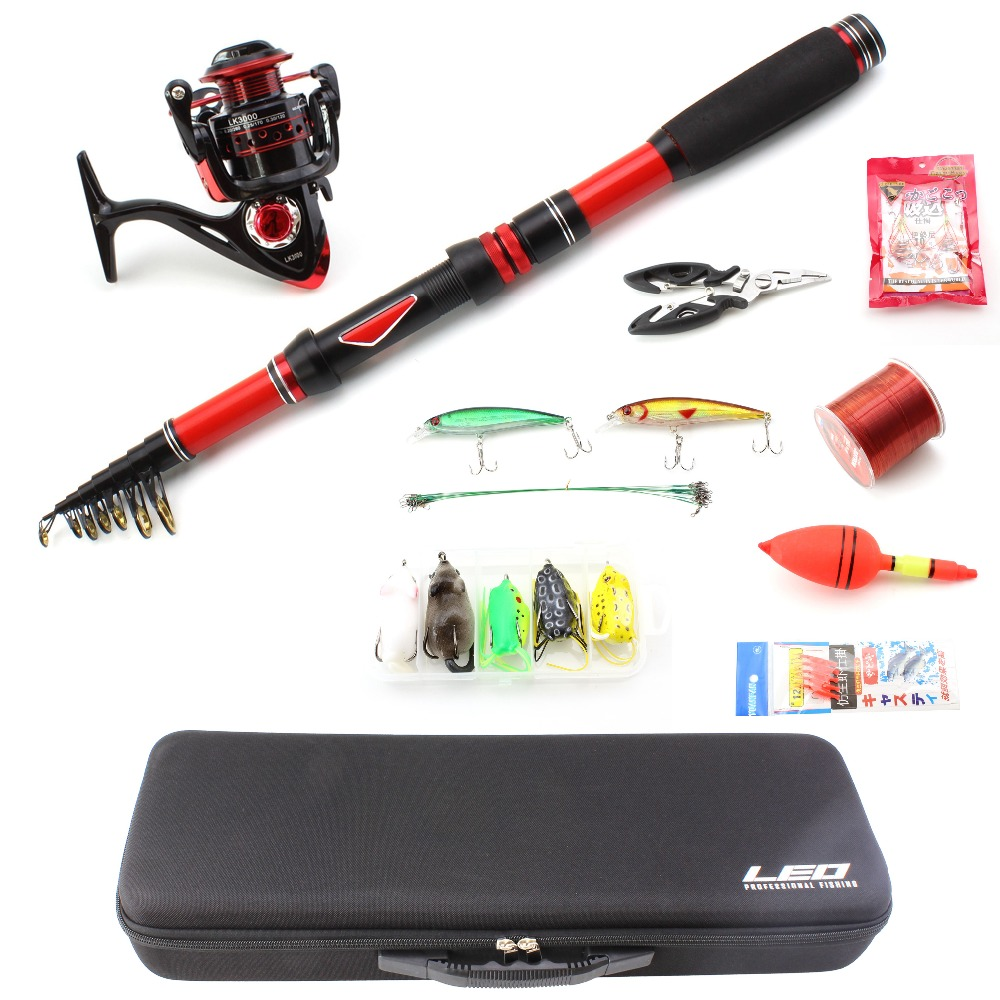 Fishing combination 1.8m-3.0m carbon Telescopic Fishing Rod and Spinning Reel sea Pole Set Spinning Rods Fishing line hook giftFishing combination 1.8m-3.0m carbon Telescopic Fishing Rod and Spinning Reel sea Pole Set Spinning Rods Fishing line hook gift
