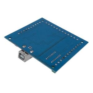 Image 2 - Cnc ブレークアウト基板 usb MACH3 彫刻機 4 軸 100 125khz ステッパー motion コントローラカードドライバボード