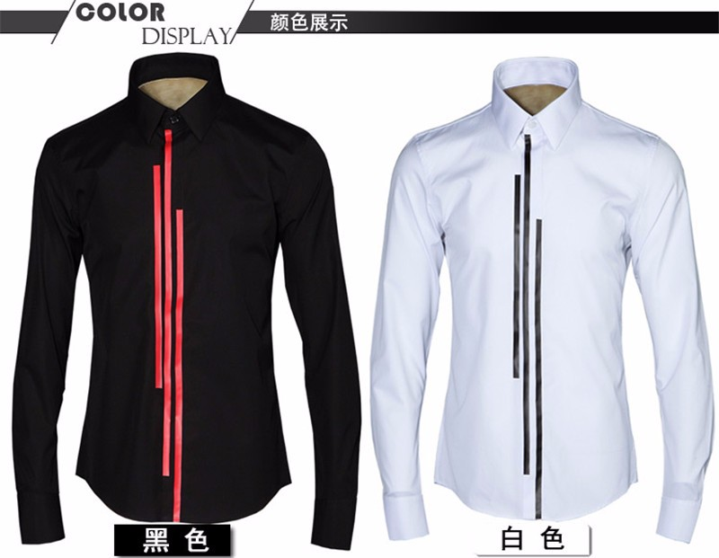 luxury Men dress shirt -1
