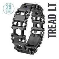 Multi functional wearable Bracelet Stainless steel tool bracelet for men and women universal Bracelet
