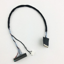 40pin dual 6 LTN154BT03-001 lvds cable