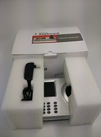 New PTZ IP Camera Network Keyboard Controller 4 Axis Joystick Built In 5 Touch Screen