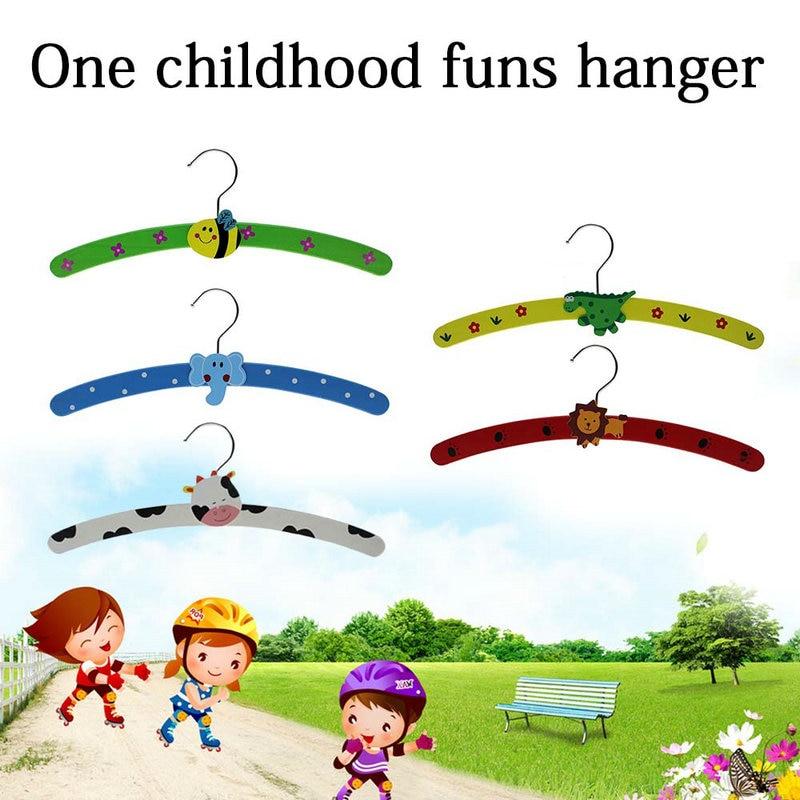 1 St Baby Kind Kids Houten Coat Kleding Haken Hanger In 1 St Baby