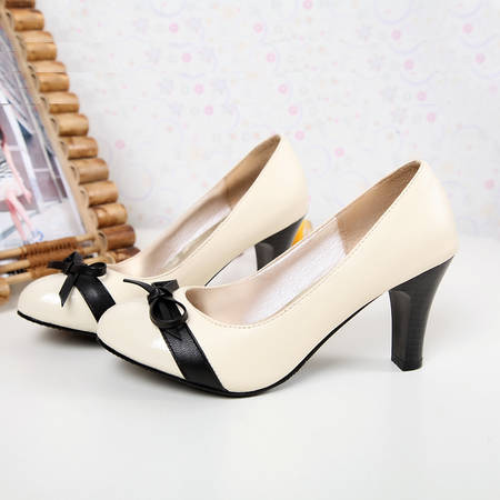 2017 Top Time-limited Adhesive Sapato Feminino Zapatos Mujer Tacon Shoes Ladies Lady Shoes High Heel Women Pumps Size34- 43 892 famiaoo women pumps chaussure femme black gray zapatos mujer tacon high heel 2017 pointed toe thin heel ladies pumps women shoes