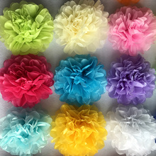 цены 6inch Simulation Peony Flower DIY Tissue Paper Flower for Romantic Wedding Decoration Home Party Decorative Paper Flowers Balls