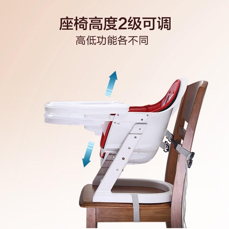 US $116.94 |Multifunktionale Esszimmer Stuhl Booster Sitz Für Kinder Zu Essen Baby Fütterung Hochstuhl Esszimmer Stuhl für Kinder in Booster Sitze aus