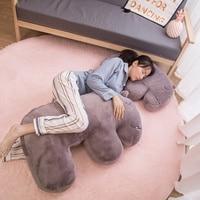 1pcs 70/90cm Baby Pillow Polar Bear Stuffed Plush Animals Kawaii Plush Baby Soft Kids Toys For Children's Room Decoration Doll