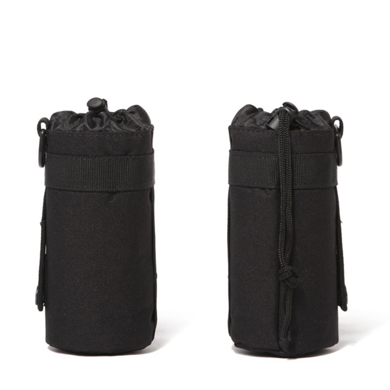 Image 5 - 550ML Water Bottle Pouch Tactical Molle Kettle Pouch Pocket Water Bottle Holder Army Gear Bag 6 Colors new-in Water Bags from Sports & Entertainment