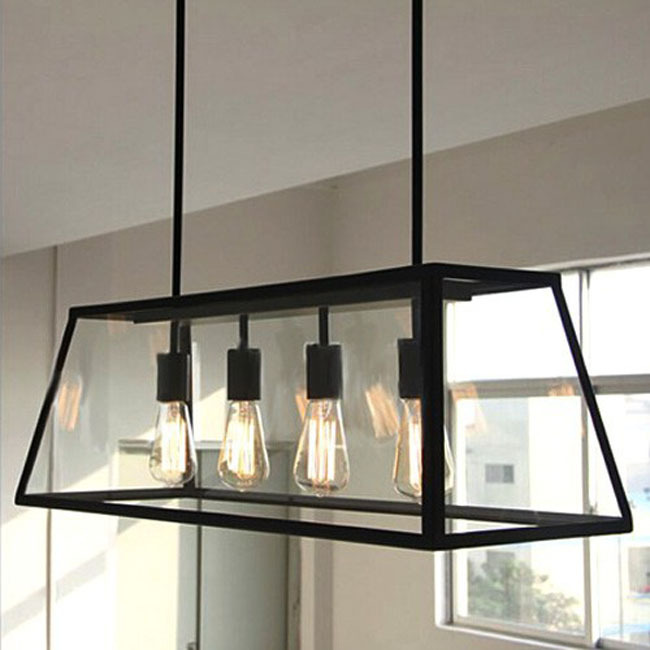 Eetkamer Lamp Landelijk. Affordable Hanglamp Boven Eettafel Houten ...