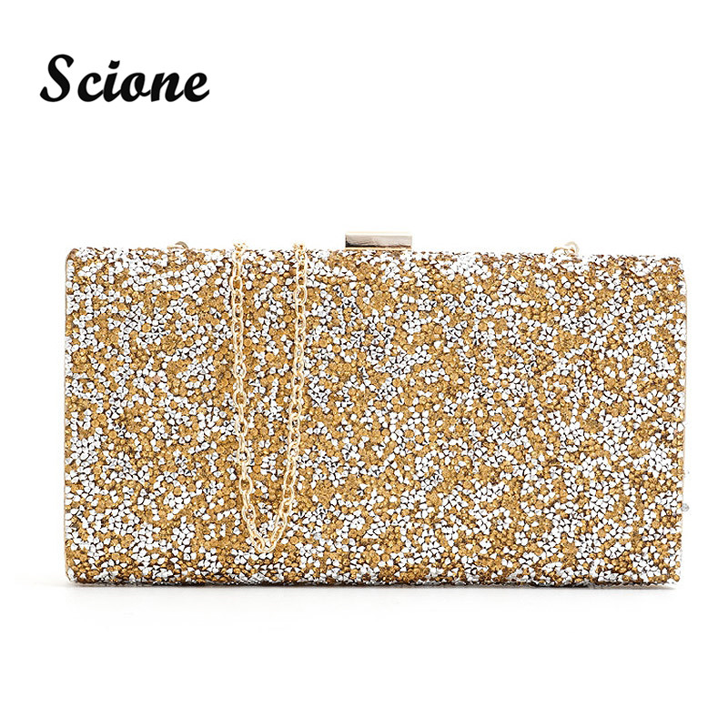 2017 Woman Evening bag Women Diamond Rhinestone Clutches Crystal Day Clutch Wallet Wedding Purse Party Banquet