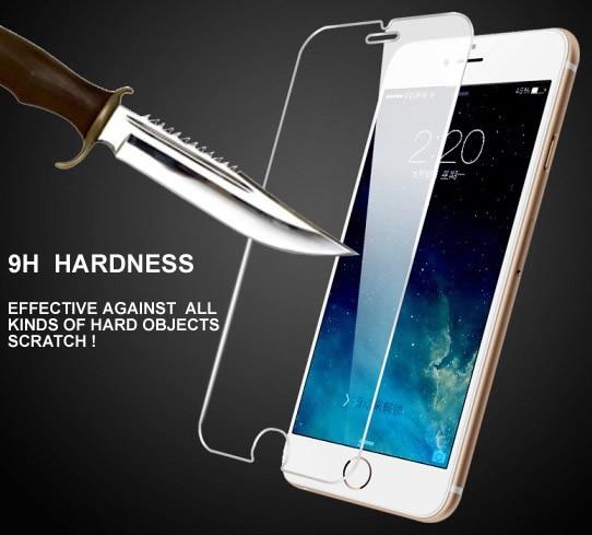 3dca1214d8f4 Teléfono móvil / celular accesorios templado Protector de pantalla para el  iPhone 6 más