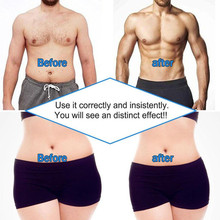 Fitness Abdominal Muscle Training Stimulator Device Wireless EMS Belt Gym Body Slimming Massager Home Exerciser Gear