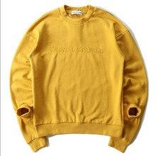 Latest Gosha Rubchinskiy Hoodie Men Women Stitching Embroidery Rocky Russia 1 1 High Quality Cotton Gosha