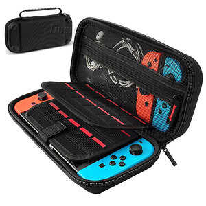 Image 1 - Nylon EVA Hard Shell For Nintend Switch Case Portable Cover Bag Waterproof Funda Switch For Nintendoswitch Console Accessories