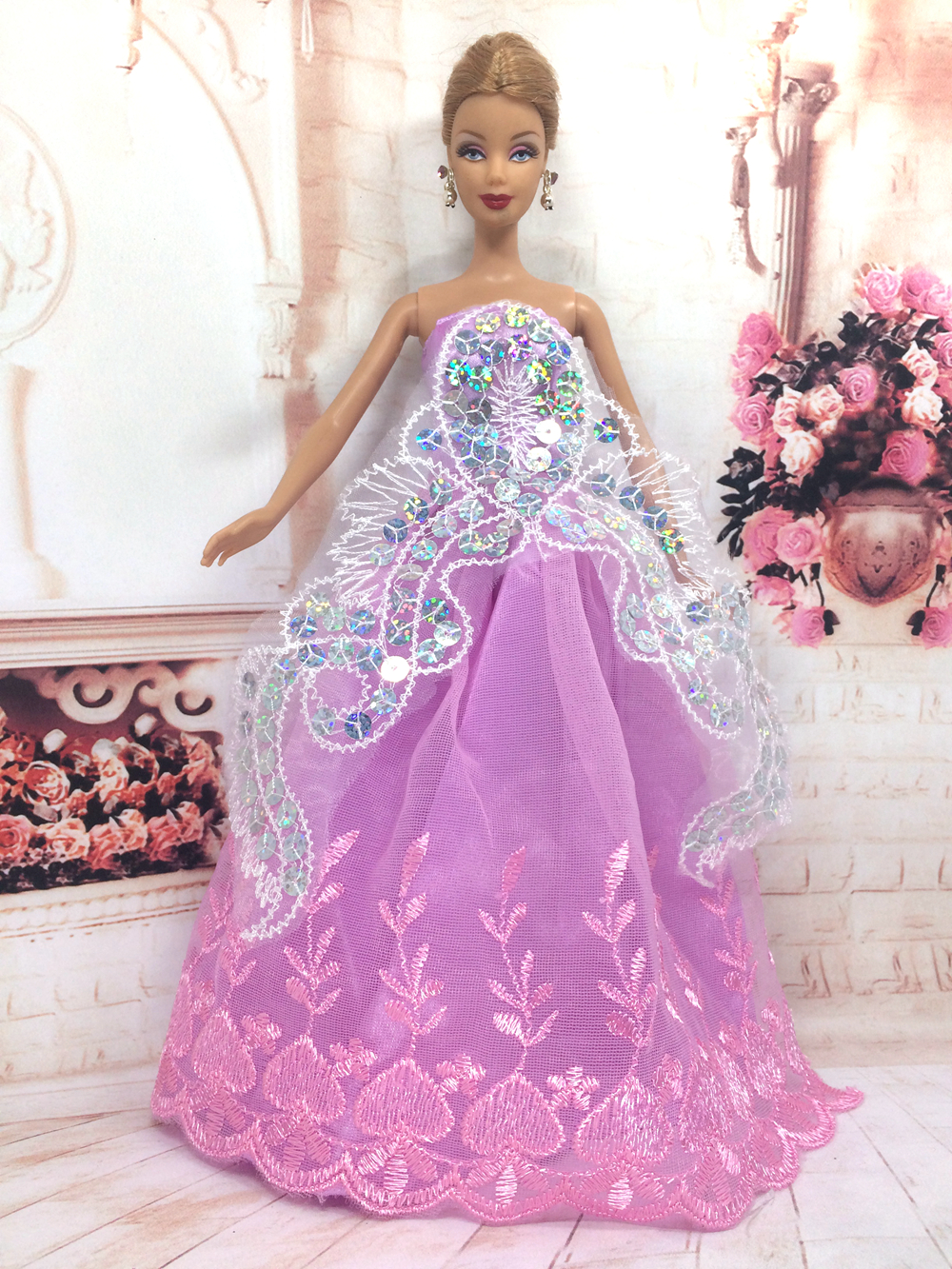 Barbie Costume Girls Promotion-Shop for Promotional Barbie Costume ...