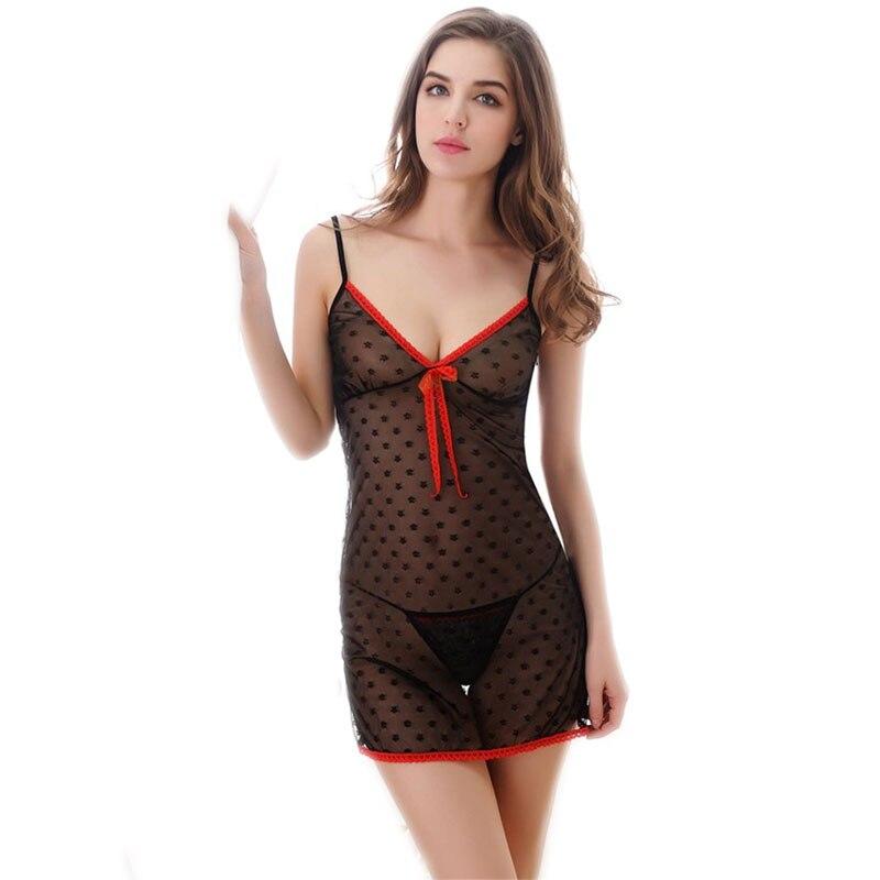 RL80078 New arrival 2016 font b sex b font lingerie hot hot sale polka dot kimono