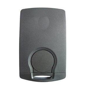Image 2 - 무료 배송 (5 개/몫) pcf7941 칩이있는 4 버튼 원격 카드 433 년 이전 renault megane iii laguna iii 스마트 카드 용 2016 mhz