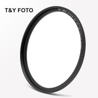 T Y FOTO 72mm HD SLIM Multi Coated L41 UV Filter Lens Protector For Canon Nikon