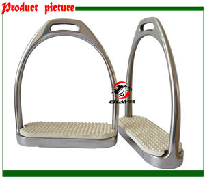 Equestrian-Equipment Horse-Products Fillis-Horse Stirrup Stainless-Steel ST2106