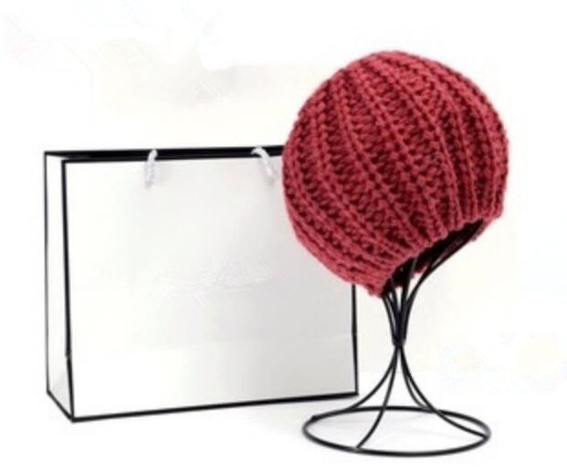 Fashion  Wig Stands metal Hat/cap Display Head Holders Mannequin Head/Stand Portable Folding Stand