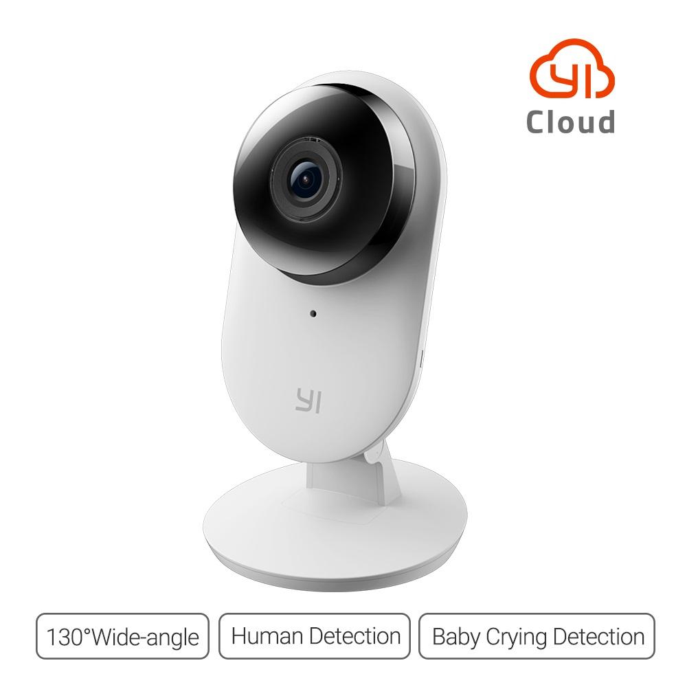 Yi Home Camera 1080P 2 FHD IP Security Camera Baby Monitor Wireless CCTV WIFI Night Vision