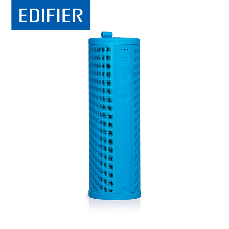 EDIFIER MP280 Portable Bluetooth Speakers Cylindrical Design Bluetooth 4.0 Wireless Speaker Support MicroSD Charging Smart Phone