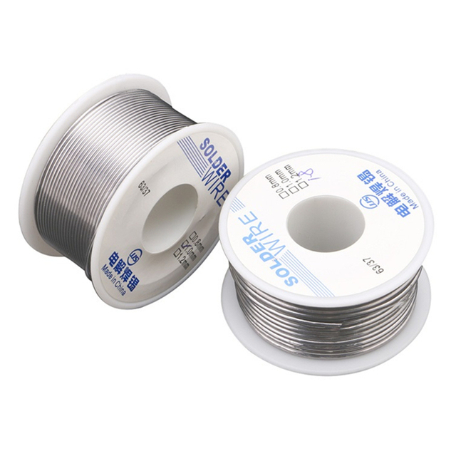 Aliexpress.com : Buy 50g 0.8/1.0mm 63/37 Solder Wire Tin Welding ...