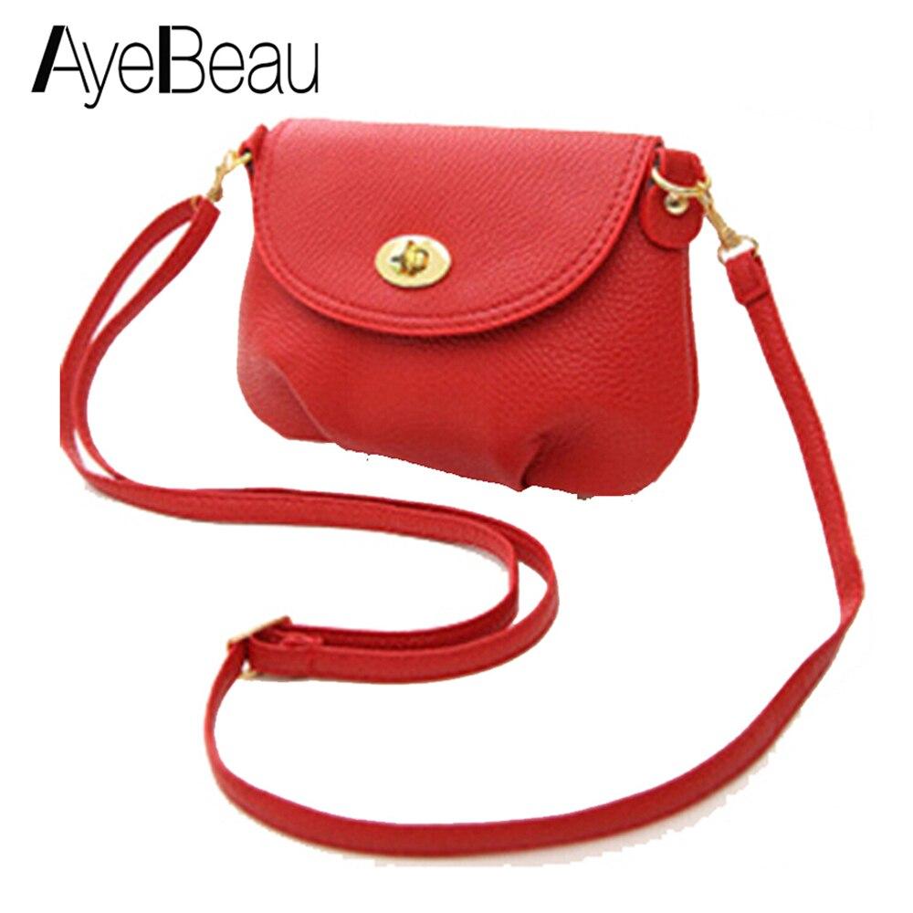 Small Purses Mini Bag Cross Body Shoulder Crossbody Women Messenger Bags Brand Bolsos Bolsas Sac A Main Femme De Marque Pochette shoulder bag