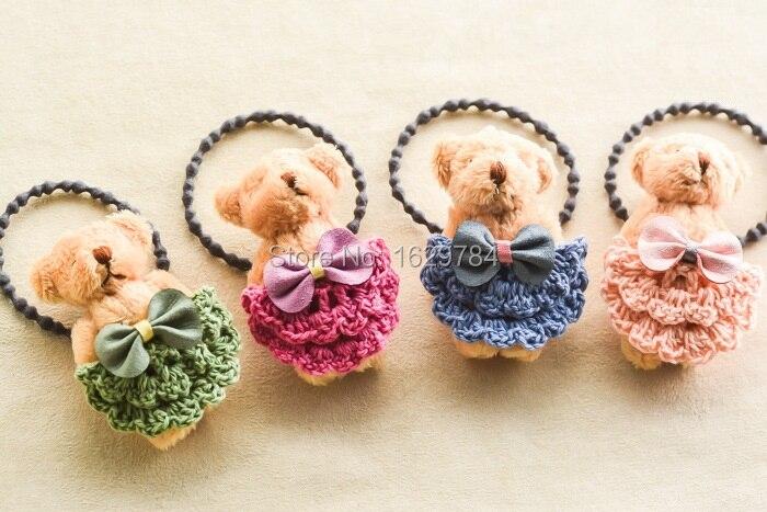Crochet teddy bear Plush bear Amigurumi teddy bear with | Etsy | 467x700
