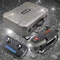 Бесщеточный Дрон 4K с камерой HD 5G  Wi-Fi  FPV  25 минут полета  GPS  камера  Радиоуправляемый квадрокоптер  Вертолет VS SG906 F11 E520S S167