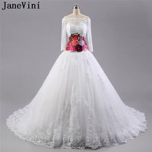 JaneVini Wedding Dresses Ball Gown Bridal Gowns