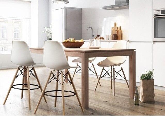 Café maison chaise salle de réunion de bureau tabouret blanc vert
