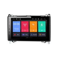 2Din Android 9 Car Radio GPS For Mercedes Sprinter Vito W639 W906 Viano W245 B200W169 W209 Multimedia Stereohead unit Navigation