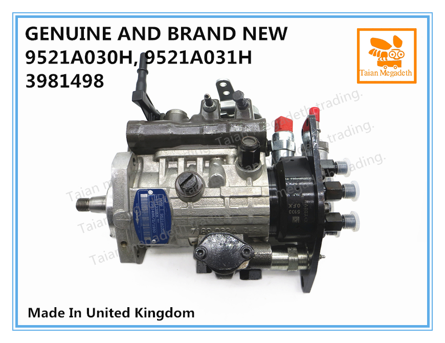GENUINE AND BRAND NEW DIESEL FUEL INJECTOR 105118 8212