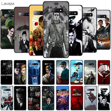 Lavaza Into The Badlands Gotham TV Soft Phone Cover for Samsung Galaxy S8 S9 S10 Plus A6 A8 A9 2018 A30 A50 TPU Case футболка print bar into the badlands mk