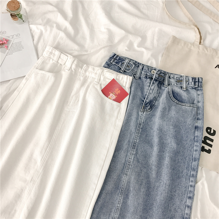Cheap Wholesale 2019 New Spring Summer Autumn  Hot Selling Women's Fashion Casual  Sexy Skirt FP125