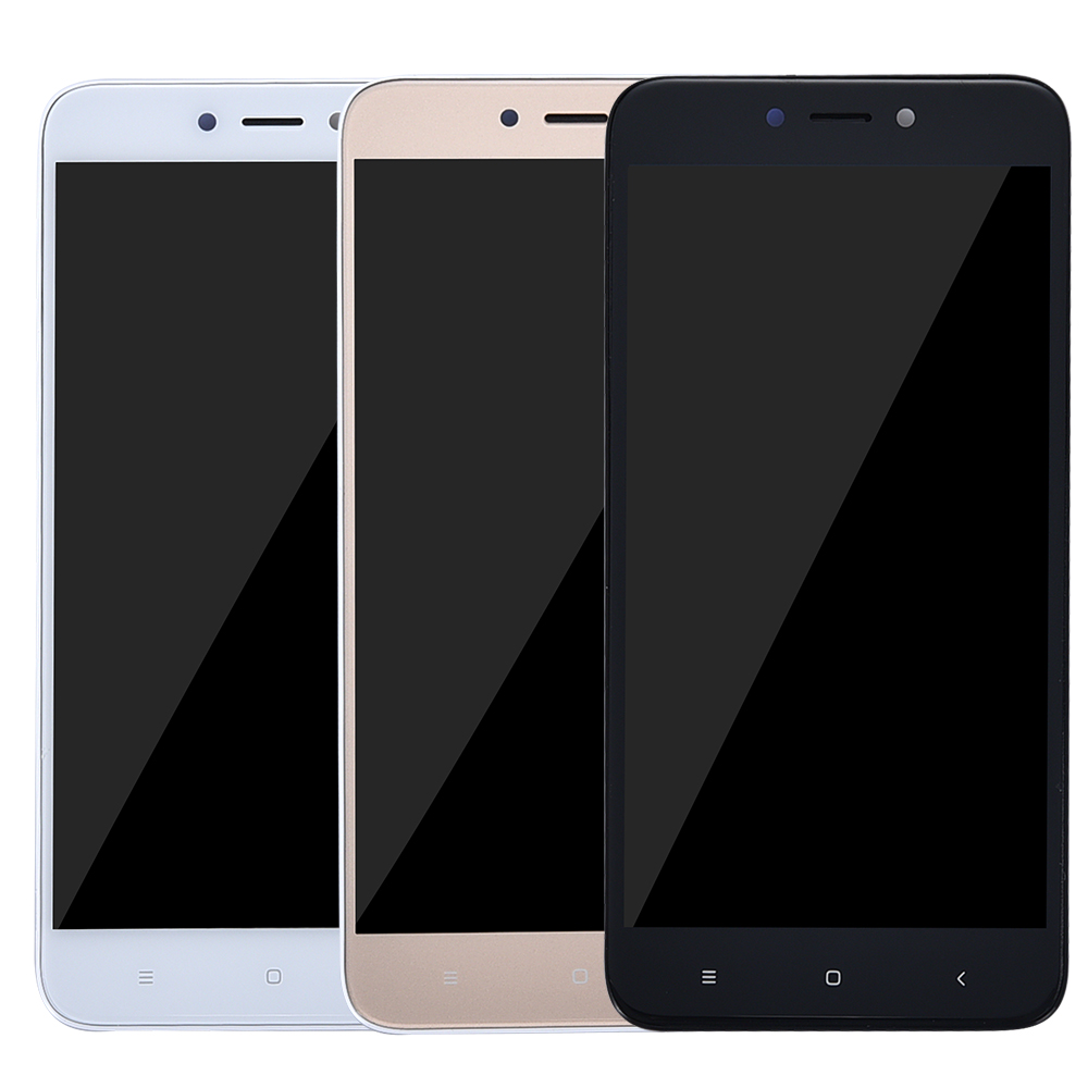 """5 0 Original LCD For XIAOMI Redmi 4X Display Touch Screen with Frame For XIAOMI Redmi 5.0"""" Original LCD For XIAOMI Redmi 4X Display Touch Screen with Frame For XIAOMI Redmi 4X LCD Display 4X Pro LCD Screen"""