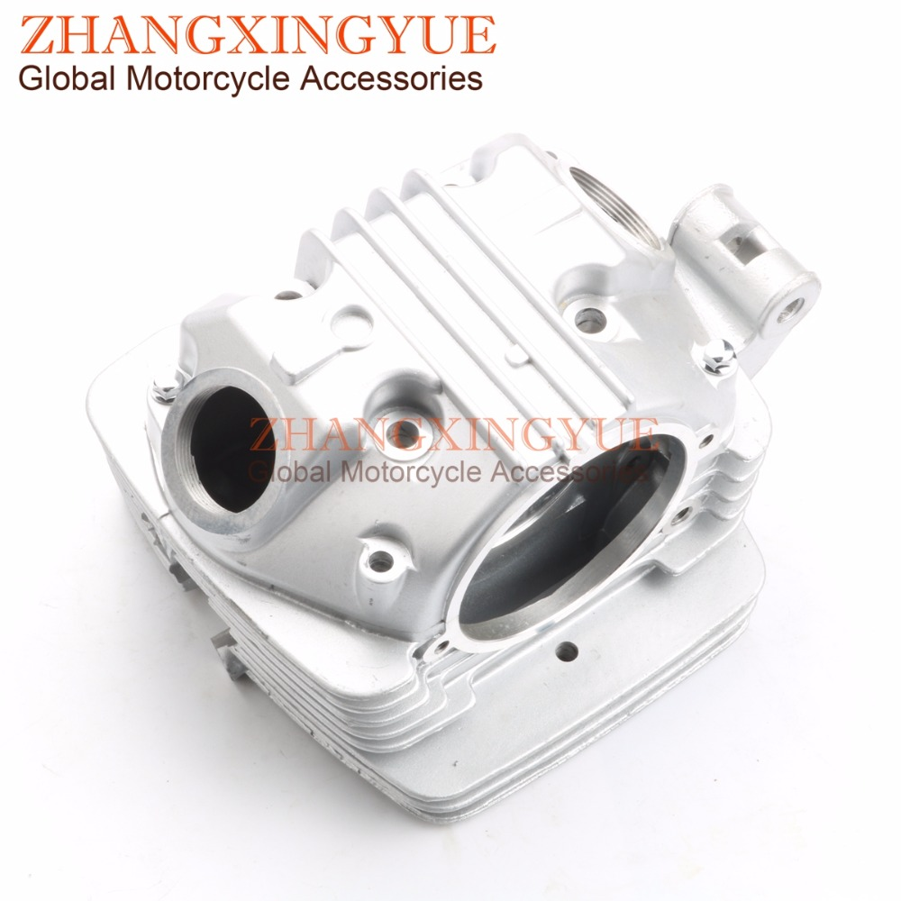 Cylinder head for HONDA CB125S CL SL XL 125 124CM3 foton tractor parts for ft 304 ft404 the power steering cylinder part name ft304 31f 019