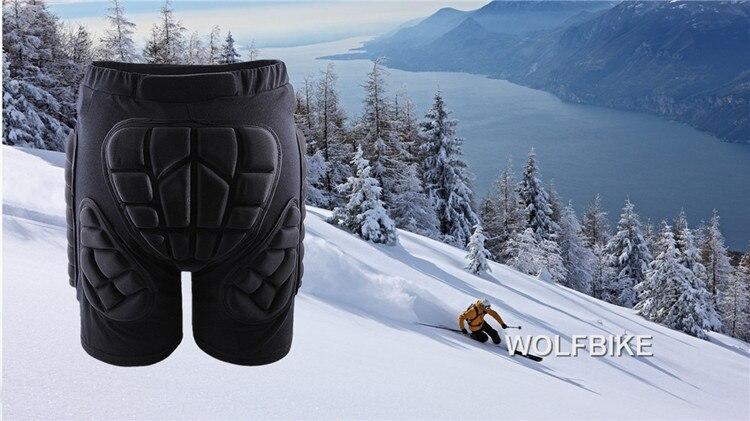 4997bb8b1993 Dropwow Figure Skating Cycling Ski Hips Protector Pad Safety ...