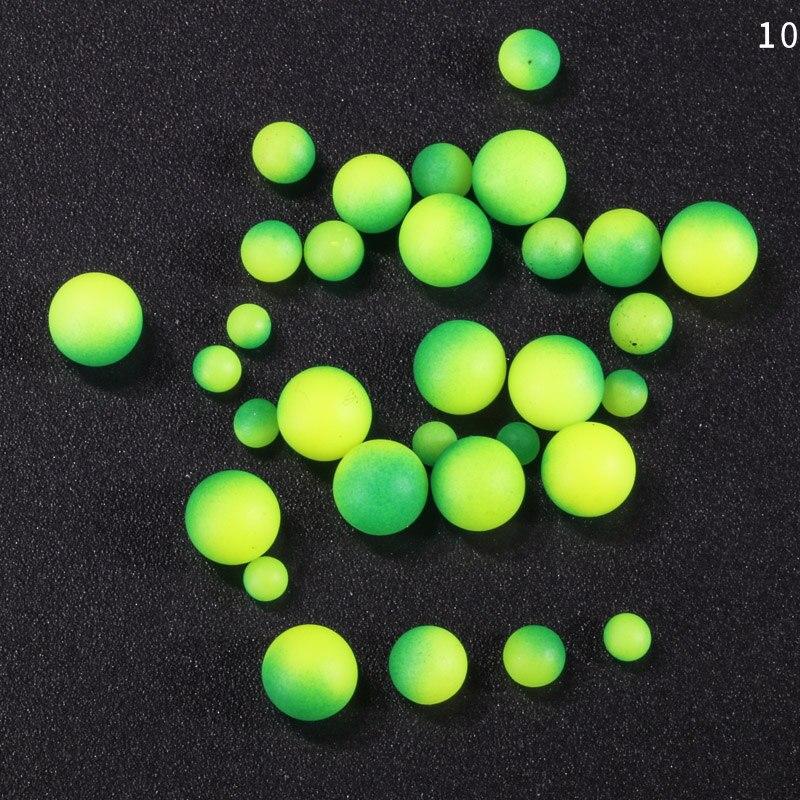 12 cajas/set sirena gradiente clavo arte perlas tamaño mixto Color ...