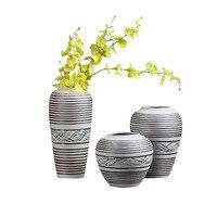 GQIYIBBEI China Jingdezhen Porcelain Creative Modern StyleVase Ceramic Vase Boutique Home Hotel Wedding Decoration Vase