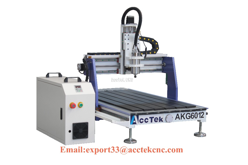 Promotional Advertising Equipment  6012 Cnc Router/ 3d Buddha Statue Cnc Router AKG6012