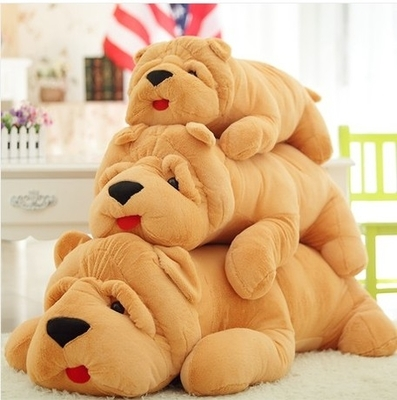 ФОТО Pernycess 1pcs 120cm Super cute plush toy doll cartoon pug lovers dolls