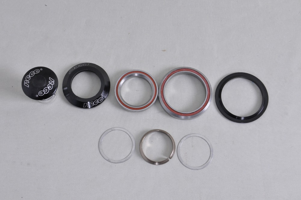 """1-1/8"""" to1-1/2"""" Neco headsets for road/mtb/TT bicycle frameset tapered fork headsets"""