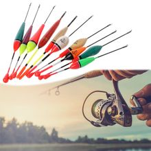 10PCS/Lot Ice Fishing Float Bobber Set Buoy Boia Floats For Carp Tackle Accessories
