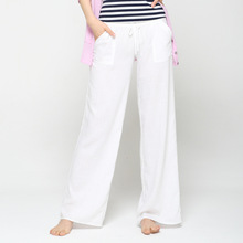 White linen pants plus size online shopping-the world largest ...