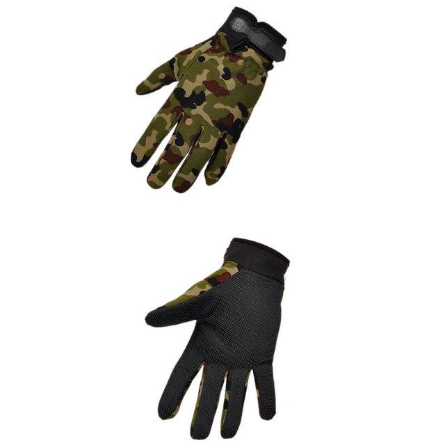 Tactical Anti-Slip Full Finger Gloves